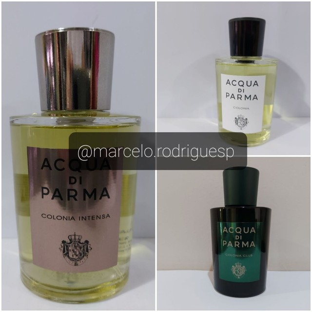 Perfumes Acqua di Parma novos!  - Foto 2