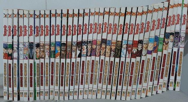Vendo Toriko Do Volume 1 Ao 35!