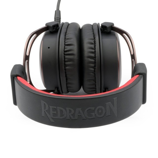 Headset Gamer Redragon Helios H710 Surround 7.1 - Foto 4