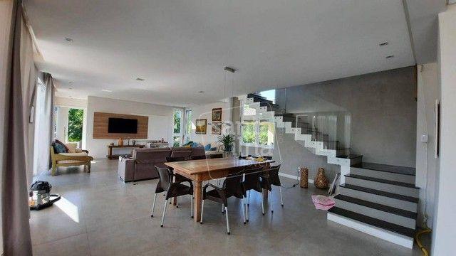 Casa com 5 dormitórios à venda, 521 m² - Lagoa da Conceição - Florianópolis/SC - Foto 11