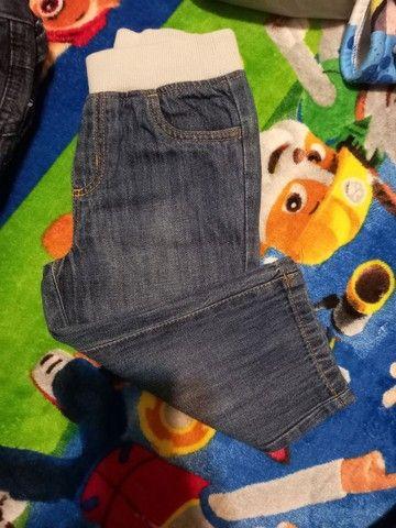 Lote calças tamanho 1/2 meninos - lote1 - Foto 3