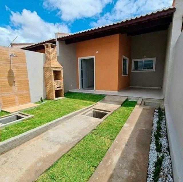 Casas Novas no Ancuri com 89m2, 2 Qtos, 2 Suítes e 2 Vagas