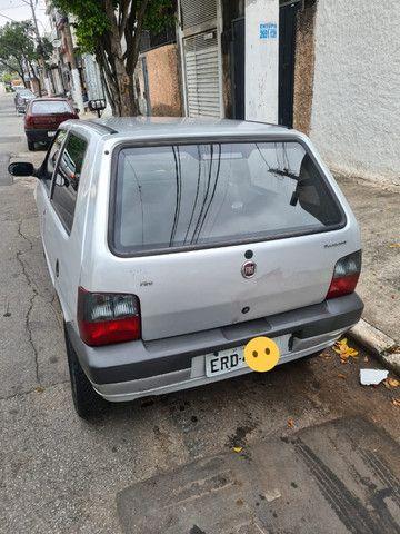 Uno 2010 Economy 2P 129000km Originais - Foto 10
