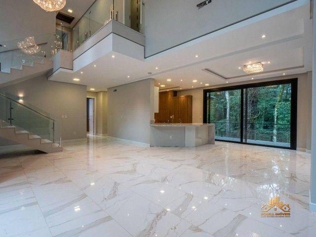 SCHELL IMÓVEIS vende, casa com 3 dormitórios (sendo 2 suítes), 348m² por R$ 3.300.000 - Ma - Foto 3