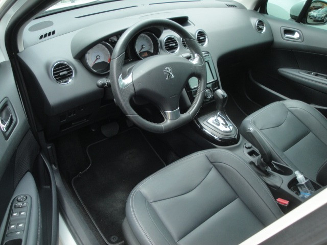Peugeot 408 2016 Griffe THP Flex Aut 6 Marchas Teto Couro Abs 6 Air Bags Multimídia - Foto 9