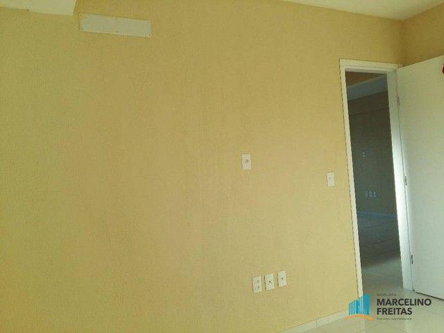 Apartamento com 2 dormitórios para alugar, 67 m² por R$ 1.309,00/mês - Vila União - Fortal - Foto 8