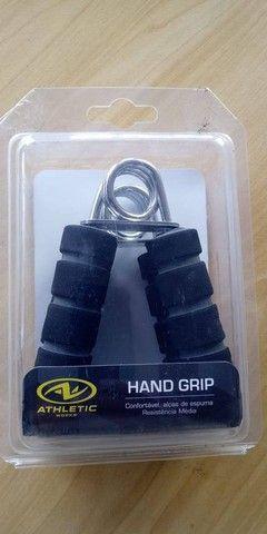 Handgrip, aparelho para musculação, fisioterapia, exercício da mão,  - Foto 3