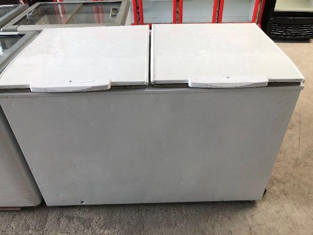 Freezer Electrolux 440litros horizontal 2 tp cegas 220v (1 disponível) - Foto 3