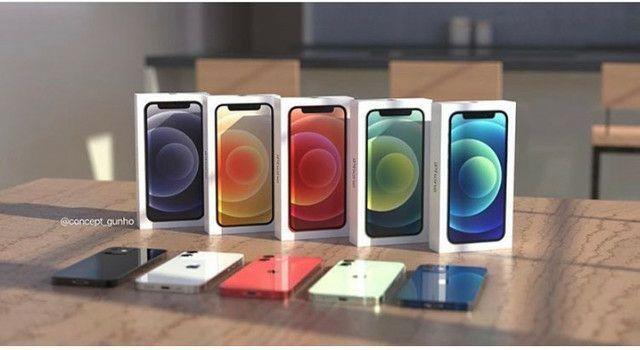 iPhone 12 128GB Lacrado com Nota na Promoção  - Foto 3