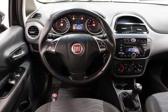 Fiat Punto Essence 1.6 16V (Flex) - Foto 10