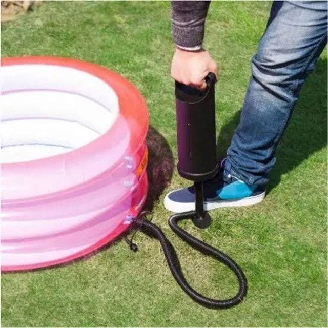 Bomba manual para infláveis
