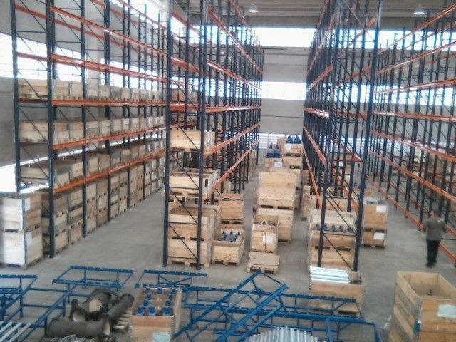 Porta - pallets / locação - Foto 2