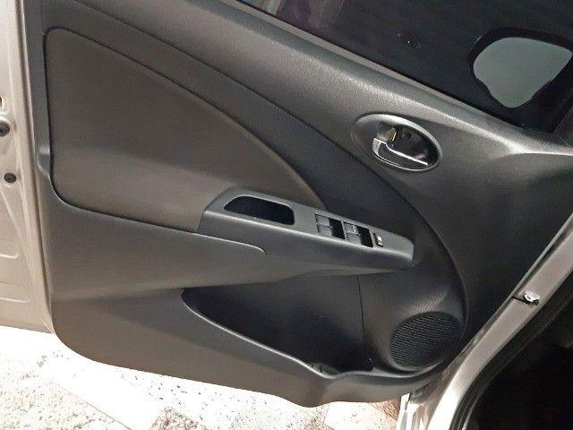 Toyota Etios X 1.3 completo / Multimidia Original / Pneus novos / Ipva Pago - 2016 - Foto 11