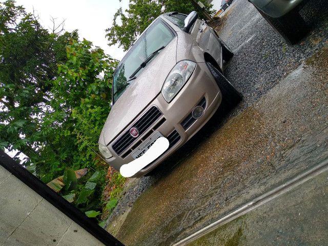 Vendo Fiat Palio attractive 1.0 elx segundo dono em ótimo estado