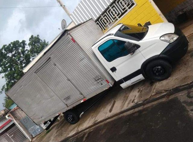 Iveco Daily 35s14 Bau Aluminio 2011 - Foto 4