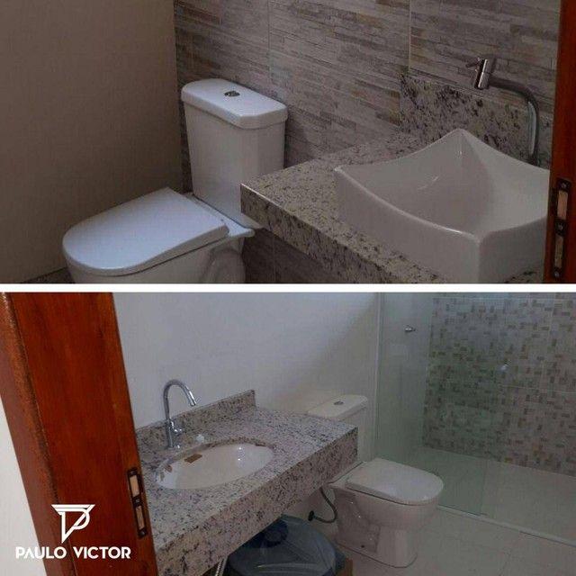 Casa com 4 suítes à venda - Boa Vista - Vitória da Conquista/BA - Foto 6