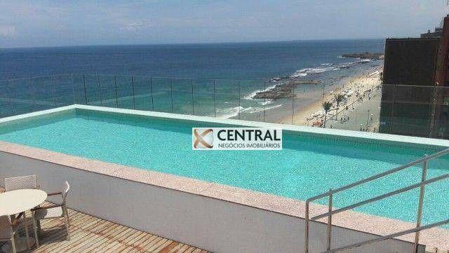 Apartamento para alugar, 50 m² por R$ 2.380,00/mês - Barra - Salvador/BA - Foto 15