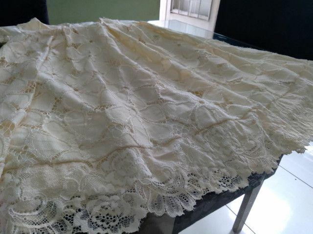 Vendo vestido de Renda  - Foto 3
