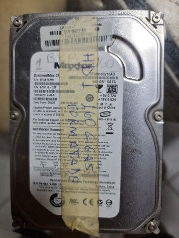 HD 160Gb Usado Funcionando - Foto 2