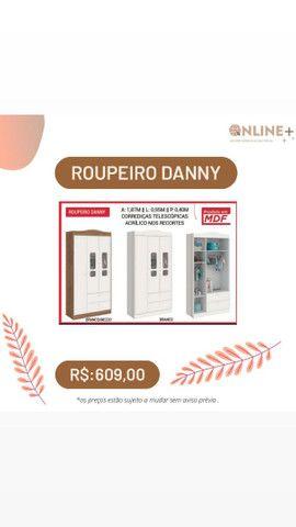 ROUPEIRO DANNY MEGA LIQUIDAÇÃO LIMITADA