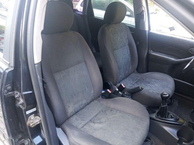 Ford Focus 2009 Hatch Gl 1.6 8v flex+completíssimo+revisado+novíssimo!!! - Foto 14