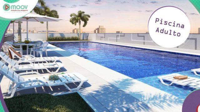 Condomínio Moov Vila Prudente 3 Dormitórios com suite ao lado do metro: - Foto 17