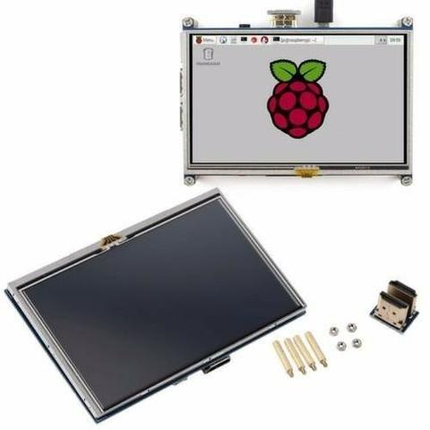 Display Lcd 5 Touch Screen Raspberry Pi 3 Pi3 (NOVA)