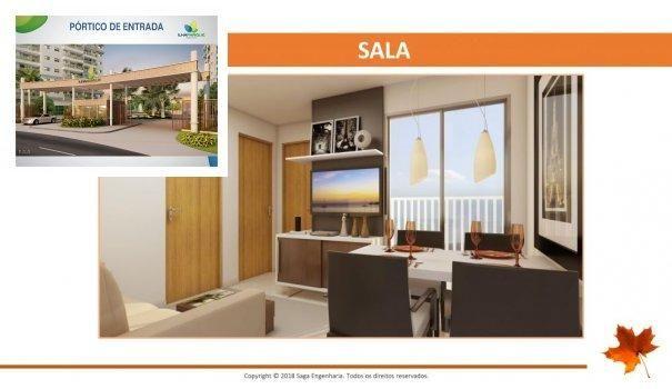 BELLEVILLE - Apartamento em Lançamentos no bairro Forquilha - São Luís, MA - Foto 15