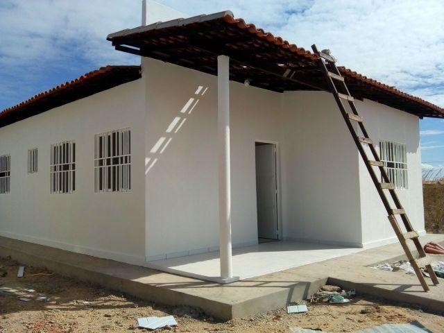 Casas em Contrução em Timon