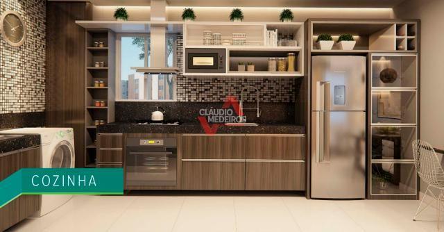 Apartamento 2 quartos sd 1 Suíte com Área de Lazer Completa