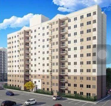 Apartamento Morada de laranjeiras, 1 e 2 quartos com varanda, minha casa minha vida