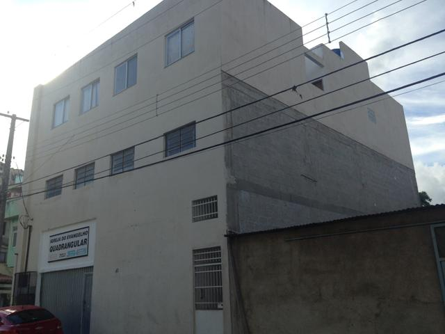 Alugo apartamento 2qts