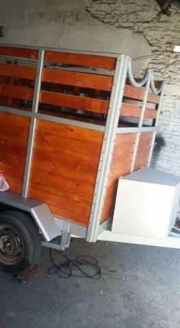 Reboques ,carretinhas food trucks ,com preço justo