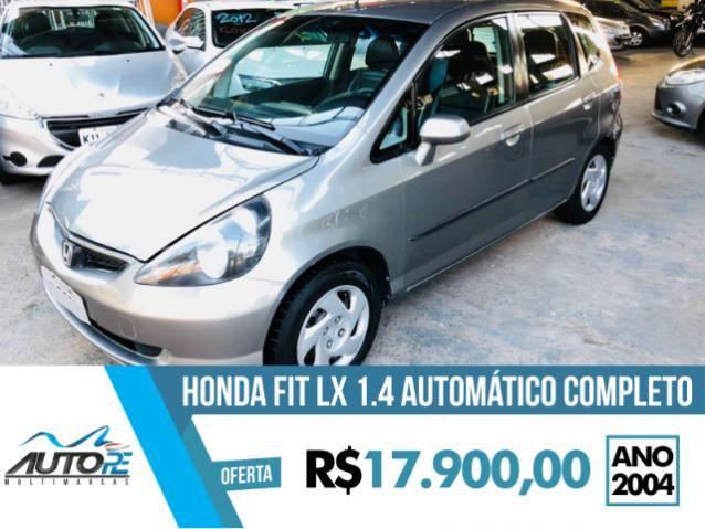 Honda Fit LX 1.4 Automático Completo