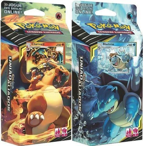 Deck's Pokémon com 60 cartas - Foto 4