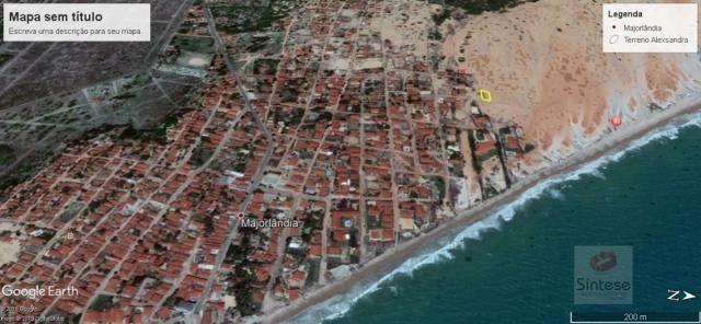 Oportunidade - Terreno em Majorlândia frente mar - Foto 5