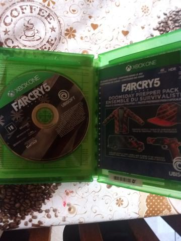 Far cry 5 Xbox one