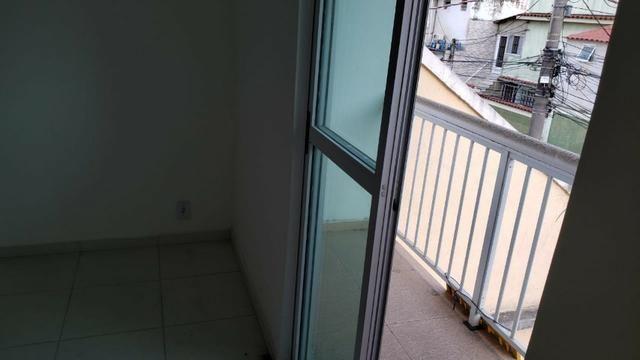 Casa miuto bem localizada duplex 1a locaçao 2 qts com varandas quintal 2 vgs - Foto 18