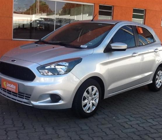 FORD KA 2018/2018 1.0 TI-VCT SE 12V FLEX 4P MANUAL - Foto 5