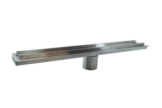 Ralo Linear Oculto Sifonado 50 cm X 6 cm Inox 304 - Foto 2