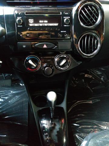Etios sedan xs 1.5 automático 2016/2017 - Foto 12