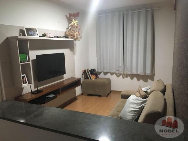 Apartamento à venda com 2 dormitórios em Tomba, Feira de santana cod:4562 - Foto 2