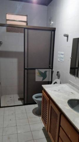 Casa com 3 dormitórios para alugar, 199 m² por r$ 2.500/mês - núcleo habitacional rio verm - Foto 5