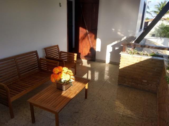 Réveillon - Casa 4/4 mobiliada, bem localizada!! - Foto 14