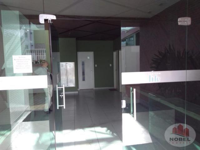 Apartamento à venda com 3 dormitórios em Brasília, Feira de santana cod:5539 - Foto 8