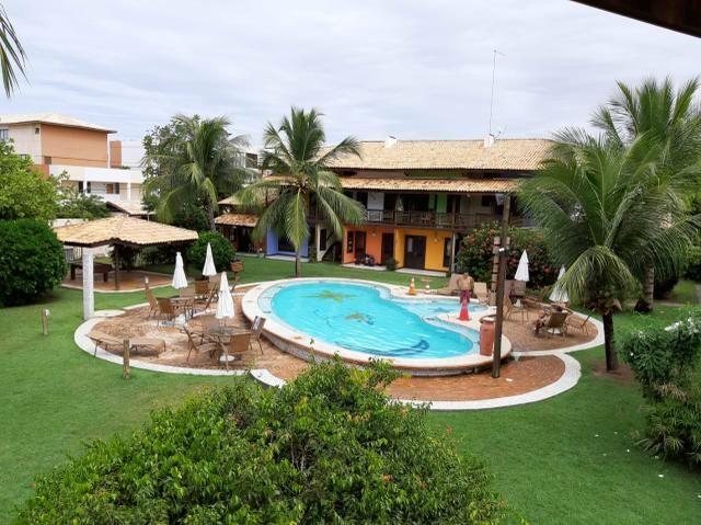 Duplex Guarajuba, com água, gás , e serviços de camareira incluso no condomínio. muito boa - Foto 2