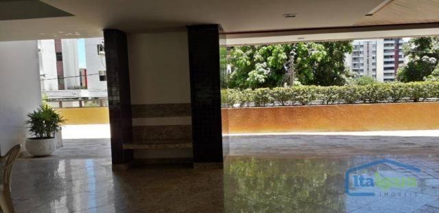 Apartamento com 3 dormitórios à venda, 119 m² por r$ 450.000,00 - pituba - salvador/ba - Foto 13