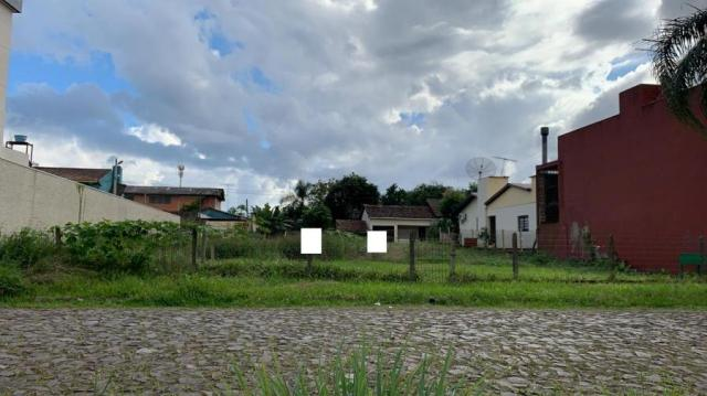 Terreno para venda em estância velha, centro