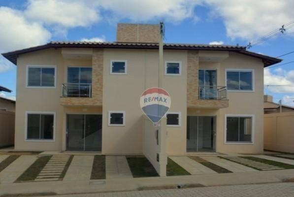 Casa duplex em novo bairro da cidade - Foto 9