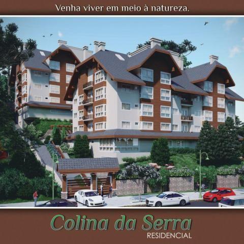 Apartamento à venda com 1 dormitórios em Centro, Gramado cod:NI05516